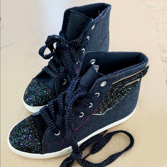 Brash Shoes   Brash Girls Denim And